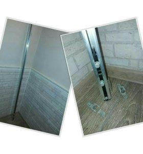 Механизм для раздвижных дверей 1м80см