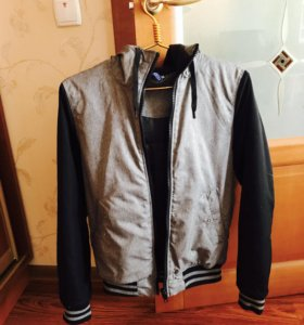 Куртка осенняя (бомбер)