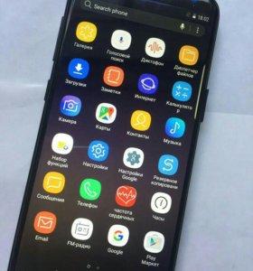 Samsung galaxy s 8 black