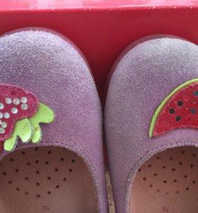 Туфли в очень хорошем состоянии
