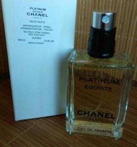 Тестер Chanel- Egoiste Platinum