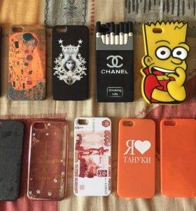 Чехлы для IPhone 5-5S, SE
