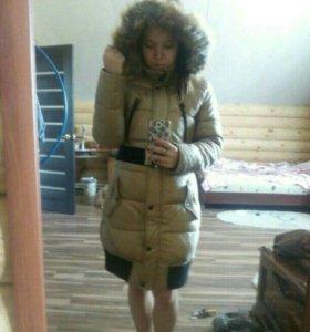 Зимняя куртка-пуховик(ostin)