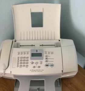 Принтер, факс, сканер, копир