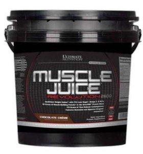 Muscle Juice Revolution 2600 5040 гр - 11lb