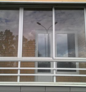 окно лоджии
