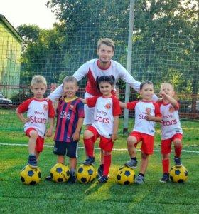 Детская футбольная школа Young Stars