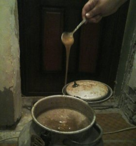 Мед разнотравие. Кузбасс