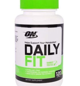 Daily Fit 120 капс (Optimum nutrition)