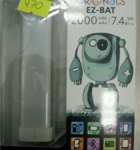 Smartbay внешние аккумуляторы
