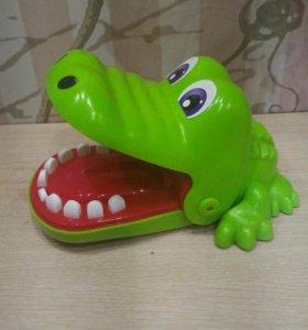 Крокодил - дантист
