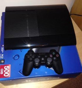 Sony PlayStation 3 500gb.