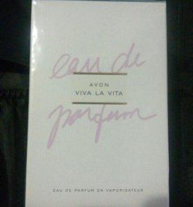 Парфюмерная вода Avon Viva La Vita, 50 ml