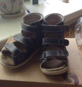 Антиварусные ортопедические сандали