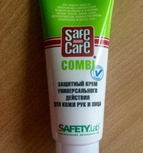 Защитный крем Safe and Care Combi