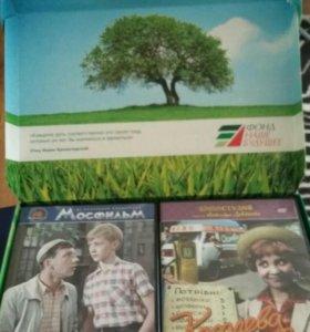Кинокомедии 6 дисков DVD