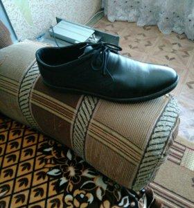 Туфли,кожа 44р