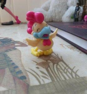 Игрушка петушок