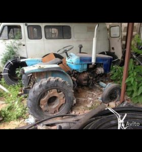 Мини Трактор феншоу 180-3