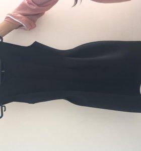 Неопреновое платье Pull&Bear