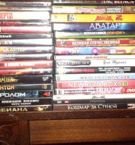 Фильмы, мультики и игры