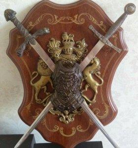 Пано Рыцарские символы герб