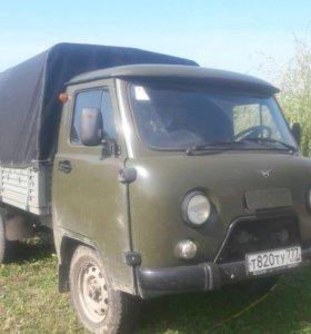 Грузовик УАЗ
