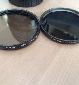Canon EF 85mm, 1.8f usm