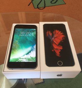 Продам iPhone 6S 64 GB Space Gray