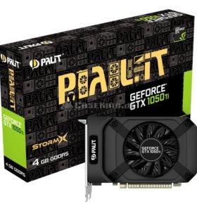 Видеокарта PALIT GeForce GTX1050 StormX 2ГБ nVidia