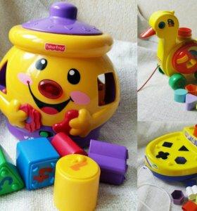 Игрушки - Сортеры