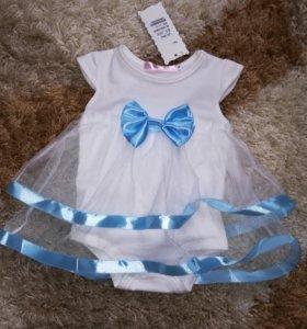 Боди- платье