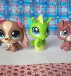 Little pet shop игрушки