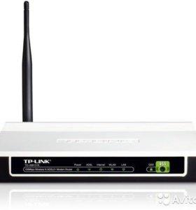 Модем Роутер TP-Link TD-W8151N