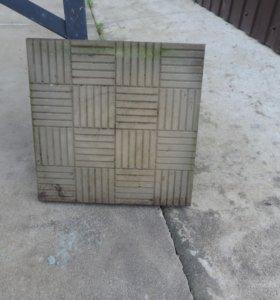 Плитка и бордюры
