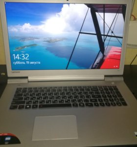 Lenovo ideapad 700-17isk.I5-6300HQ.