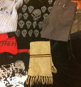 Одежда на мальчика 10-12 лет