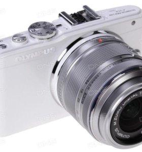 Системная камера Olympus PEN E-PL6 kit