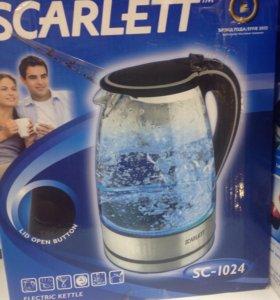 Чайник Scarlett sc-1024