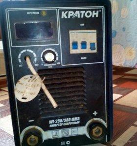 Сварочный аппарат 380 продаю