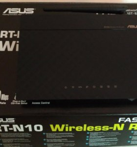 ASUS RT-N10 Router Wireless-N
