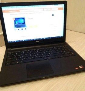 Dell Inspiron 5555 AMD A10, RAM 8 гб, HDD 1 тб