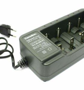 Устройство зарядное для 1-4 АА/ААА/С/D,крона Ni-MH