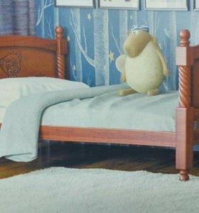 """Кровать """"Машенька"""" с матрасом"""