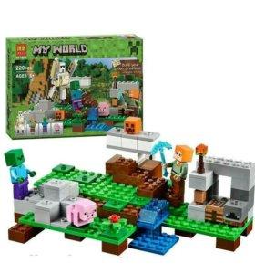 Конструктор Bela 10468 Железный голем (аналог Lego
