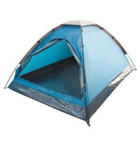 Палатка туристическая 2х местная