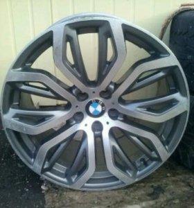 """20"""" BMW, диски комплект Х6"""