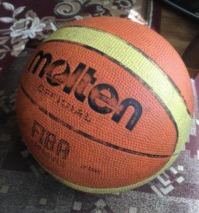Резиновый баскетбольный мяч