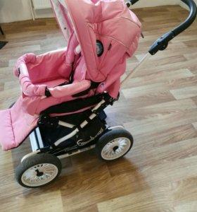 Коляска Emmaljunga детская прогулочная