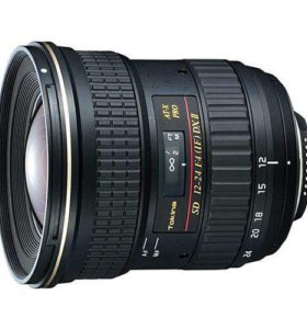 Tokina AT-X 12-24mm f/4 (AT-X 124) PRO DX II Canon